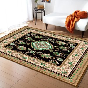 Carpets Turkish Pattern For Living Room Bedroom Area Rug Kids Play Mat 3D Printed Home Large Carpet