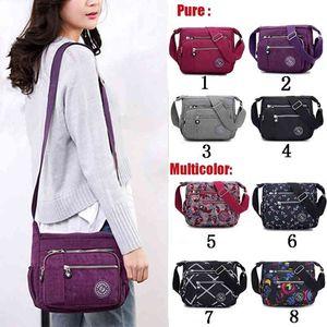 Quality Hot Cloth Sale Waterproof Women Good Handbags Messenger Diagonal Shoulder Bag And Collect Wallet