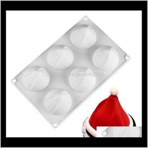 DIY Hat Mousse Sile Model Creative Bakeware Flush Новогодняя Торт Выпечки Выпечки Технические Тесты 28185CM T2JBX MDQ31