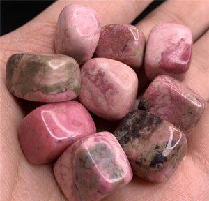 Искусство и ремесел натуральный родонитный квадрат куб упавшего камня красивый драгоценный камень хорошее полированное хрустальное исцеление 15 30 мм NSU7W Haems