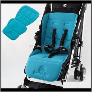 Strollers Universal Four Seasons Breathable Accessories Seat Cushion Mattress Stroller Baby Carriages Pram Liner Soft Cotton Pad 21031 J4W3Q