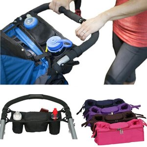 Stroller Parts & Accessories Baby Organizer Cooler And Thermal Bags For Mum Hanging Carriage Pram By Cart Bottle