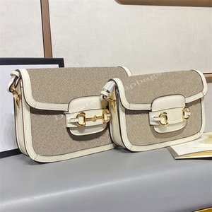2021 Donne Lussurys Designer 1955 Serie Borsa da sella serie Borsa a sella Borsa da imballaggio Borse cosmetiche Moda Crossbody Borse Borse Borse Tote Shopping Backpack Totes Borsa