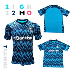 Gremio 2021-22 Season Training Soccer Jerseys عالية الجودة جيرسي (اختر يتدفقون)
