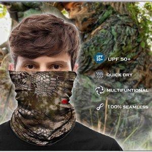 Moosige iche radfahren bandana schal camo kryptek stirnband python neck wärmer braga cuello camouflage ski maske motorrad feder shield