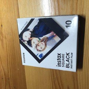 Original Fujifilm Instax Film Twin Pack (White) fuji sq10 sq20 sp3 cameras