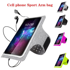 Running Armband Cell Phonesport arm bag for iPhone 12 Pro 11 Pro Max 11 XR XS X 8, Galaxy S9 S8 Water Resistant Sports Phone Holder for Phone bellow 6.5 inch