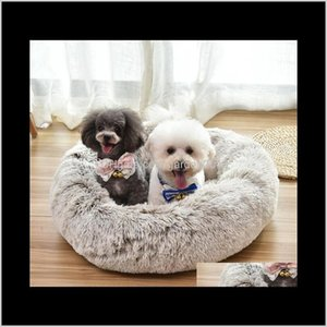 الناقل 4060 سنتيمتر متعددة منزل عميق النوم جولة أفخم الدفء القط الكلب حصيرة مستلزمات الحيوانات الأليفة حديقة المنزل HA151 7VMFC M4UPD