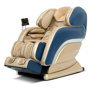 S7 Luxury Split Massage Chair Wholesale 4D Factory Price Sales Leather SL-Track Zero Gravity Electric Full Body