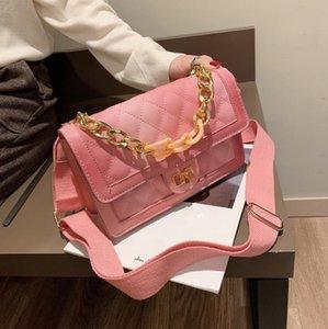 Женская сумка Весна / Лето 2021 Мода Одно плечо Сумка Roombus Цепочка Сумки Messenger