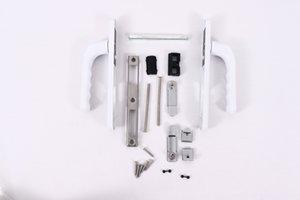 Aluminum Alloy Construction casemet hardware door handle