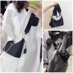 2021 Redición de moda 2005 Nylon Woman Luxurys Designers Bags Lady Womens Crossbody Tote Hobo Bolsos Bolsos Bolso Bolsa Backpak y caja