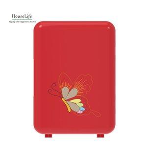 Mini Portable HotandCold Freezer Dual Purpose 12v Car Refrigerator 220V Home Fridges