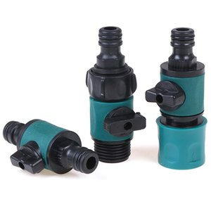 Carwash Hose Tap Water Gun Adapter Cranes Quick Connector Valve Irrigation Watering Equipments
