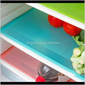 Pack Refrigerator Matswashable Fridge Mats Liners Waterproof Pads Mat Shees Der Table F Magnets Ws3Dn Qcge2