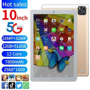 10-inch intelligent tablet computer ultra-thin large screen high-definition Android full Netcom dual-card game student learning machine