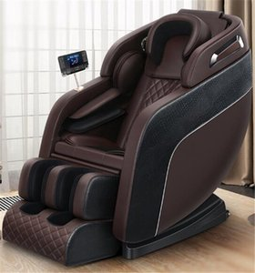 Luxury Electric Relax Adjustable Reclining Massage Chair Bluetooth Heating Automatic Airbag Back Vibration