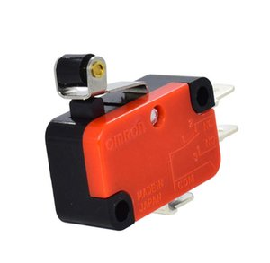 2021 Micro Switch Lever Long Hinge Lever Arm Roller NO+NC 100% Brand New Momentary Limit Micro Switch SPDT Snap Action Switch