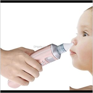 Aspirators Electric Aspirator Nose Cleaner Rechargeable Born Congestion Nasal Suction Device For 012 Years Old Baby Lj201026 N0Gp Wnsy6