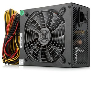 1600w power supply switching 90+ Gold PSU for graphics cards 1060 video card