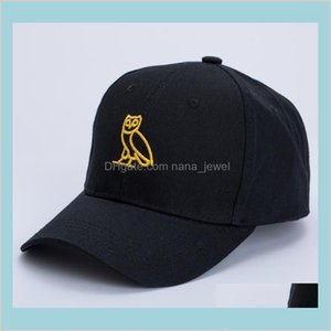 Embroidery Beanie Baseball Cap Male Duck Cartoon Sun Mens Hats Hip Hop Cap Men'S Owl Designers Caps Hats Mens Woman Luxurys Designers 7Vqjf