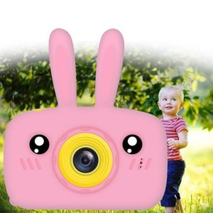 Children Cute 1200W Camera Toy Rechargeable Digital Mini Screen Educational Learning Outdoor Toys DIY Pograph Cameras