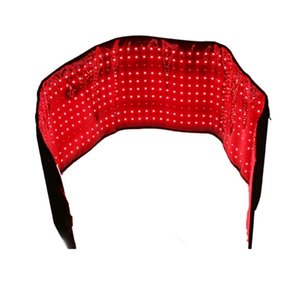 Full Body Infrared Light Therapy Device Relaxation Heating Mattress Massage Pad 660nm 850nm