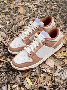 Classical Low Retro PRM Medium Curry Dunks Women Platform Shoes SP Designer Valentines Day Sports Skateboard Sneakers White Brown Cheetah Trainers Chaussures