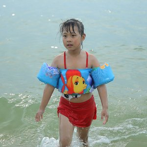 Swimming ring Goldfish water children's buoyancy sleeve arm circle floating suit swimming equipment