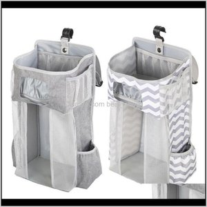 Boxes Bins Diaper Stacker Hanging Storage Bags Nursery Organizer For Changing Table Crib Or Wall Baby Shower Gifts Lxac Zofqk Lraua
