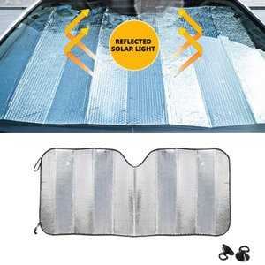 Car Sunshade Sun Shade Protector Parasol Auto Front Window Covers Heat Insulation Interior Protection
