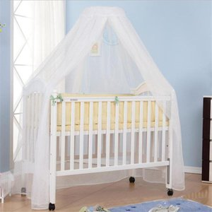 Crib Netting 1PC 160*420cm Baby Summer Mesh Dome Bedroom Curtain Nets Born Infants Portable Canopy Kids Bed