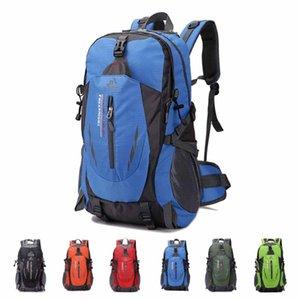 Backpack del cavaliere gratis Zaino 40L Zaini escursionistici Backpacks maschile Borsa sportiva maschile per il montaniere Trekking Camping Borse all'aperto