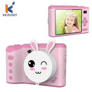Est 2.8 Inch Touch Screen Children's Camera 30MP HD Digital Po Video Toys For Girls Boys Birthday Gift Kids Cameras