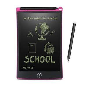 Lcd schreiben tablet 8,5 zoll digital zeichnungstablette handschrift pads tragbare elektronische tablet board ultradünnes board