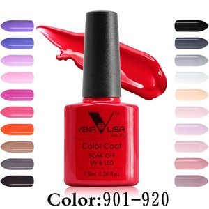 #61508 Nail Art 60 Colors 7.5Ml Soak Off Gel Polish LED UV
