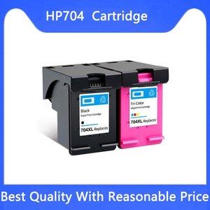 Ink Cartridges 704 Compatible Cartridge For Deskjet Advantage 2010-K010a 2060-K110a Printer