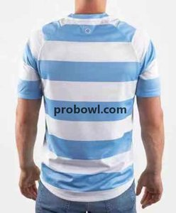 Top 2019 2020 2021 Mode Argentine Rugby Jerseys T-shirts Accueil Jersey de League Rugby 19 20 Chemises S-3XL