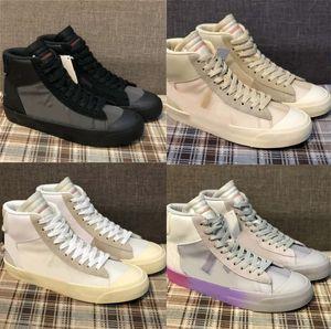 Blazer Skateboard Shoe Trainers All Hallows Eve Studio Ow Outdoor Sports Fashion Sneaker Serena Williams Women Men Boots Shoes