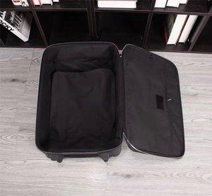 Reise Koffer Gepäck Mode Unisex Kofferraum Buchstaben Geldbörse Rod Box Spinner Universal Rad Duffel Bags Klassische Blume MO Kunde Bestellhorizont Erweiterbar