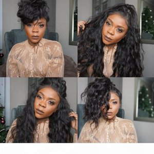 100% Brazilian Human Hair Full Lace Wigs Fastion Hair Curly Glueless Full Lace Wigs For Black Women Lace Front Wigs With Baby Hair