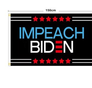 2024 Anti Biden Flags Outdoor Trump Banners 3' x 5'ft 100D Polyester Fast Shipping Vivid Color With Two Brass Grommets GWA4833