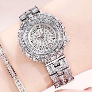 Mode-Diamant-Uhr Inlaid-Batch-handgefertigter Lady-Gedi-Temperament