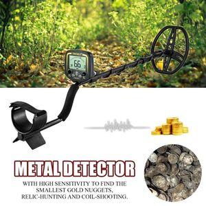 TX-850 Professional Metal Detector 2.5m Underground Depth Scanner Finder Gold Treasure Detecting Pinpointer Detectors