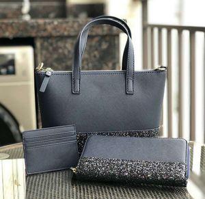Women Luxurys Designers Bags handbags Fashion glitter small purse set shoulder hobo Messenger total crossbody bags totes purses Patchwork