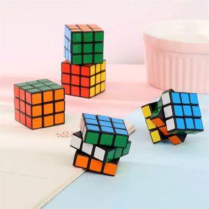 3 см мини-головоломки кубик маленький размер волшебные бесконечные кубики игры обучающие образовательные игры детей хорошая подарок игрушка декомпрессии игрушек
