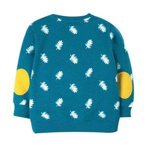 Bambino New Year 2021 Sweatshirt Cartoon Fleece Winter Clothes Kids Girl 2-9 Years Little Girl Costumes Warm School Clothing G0917