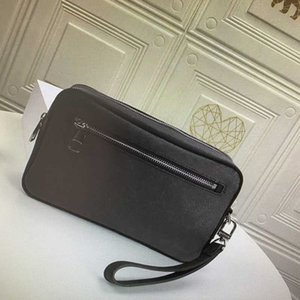Luxurys Designer Taschen 2021 Crossbody Kasai Strap-Handgelenke Mode Klassische Leder Frauen Handgelenk Kilometer Kits Tote Brieftasche Handtasche Kupplung 42838 N41664