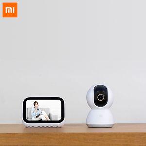Globale Version Xiaomi Mi Akıllı IP Kamera 2 K HD 1296P Bebek Monitörü Kamera 360 ° Überwachung Kamera AI Erkennung Ev Güvenlik Kamera