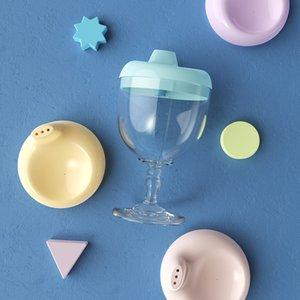 150 мл детские кубок с водой бутылки детские чашки младенцев с формой ротки утки для кормления детское обучение 1083 x2